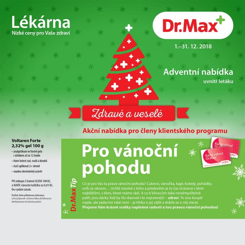 Zlata Brana Novy Akcni Letak Dr Max
